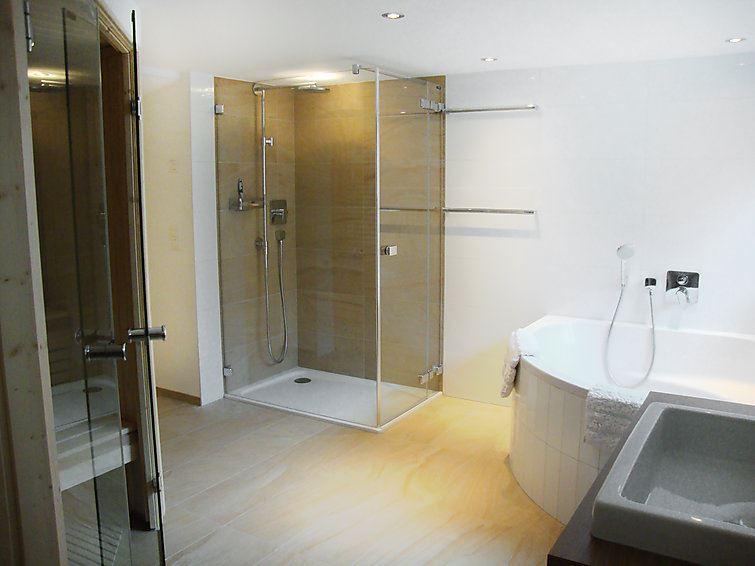 Lägenhet för upp till 10 personer med 5 rum på Au Chalet Cairn - Saas-Fee