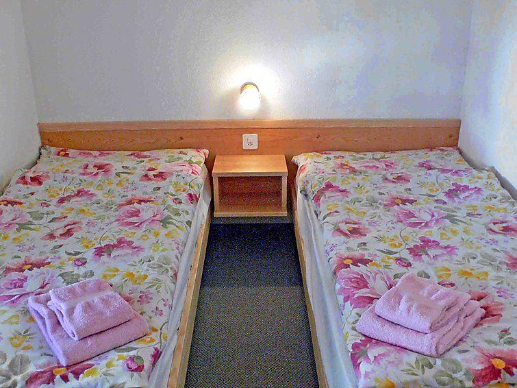 Leilighet for opp til 4 personer med 2 rom på Amici - Saas Fee