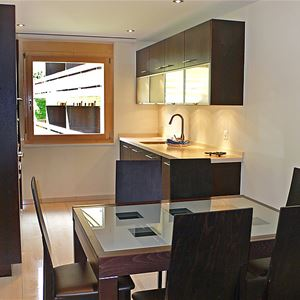 Lägenhet för upp till 6 personer med 3 rum på Aramis - Saas - Fee