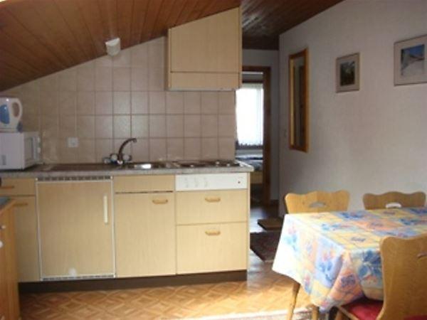 Lägenhet för upp till 4 personer med 3 rum på Alpenrose - Saas-Fee