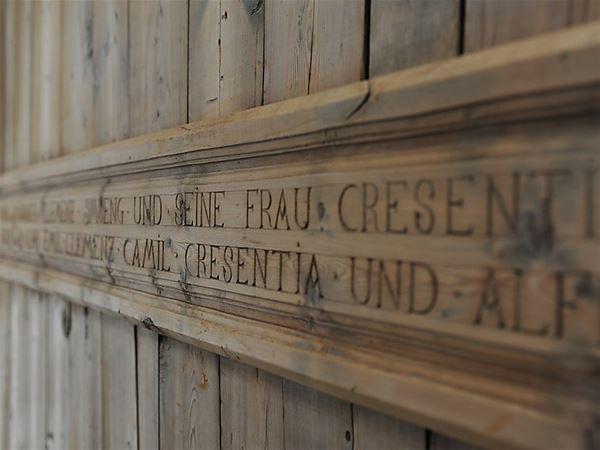 Alte Post Saas-Fee