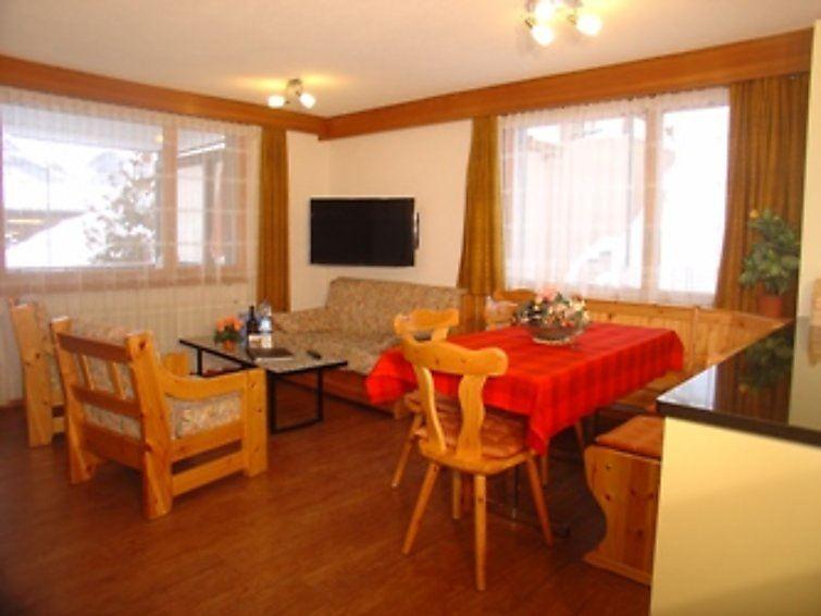 Leilighet for opp til 6 personer med 3 rom på Primavera - Saas Fee