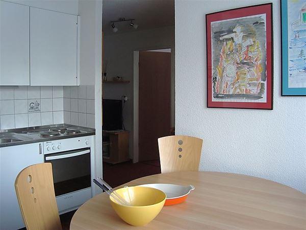 Lägenhet för upp till 4 personer med 3.5 rum på Cityhaus - Saas Fee