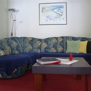 Leilighet for opp til 4 personer med 3.5 rom på Cityhaus -Saas Fee
