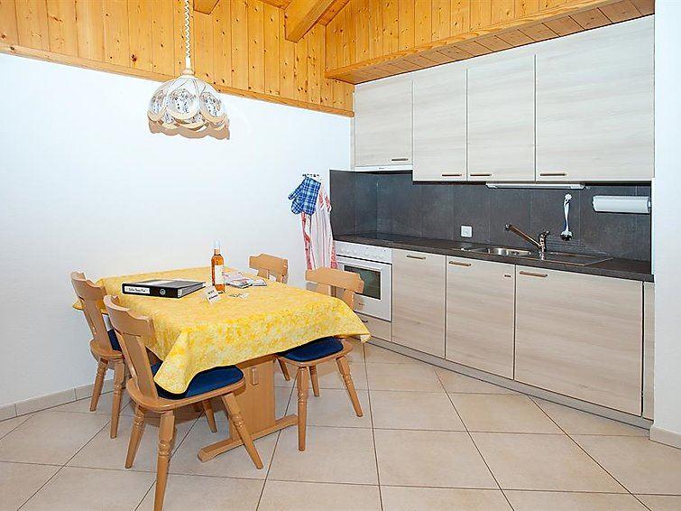 Lägenhet för upp till 2 personer med 1 rum på Avalanche (019C05) - Saas Fee