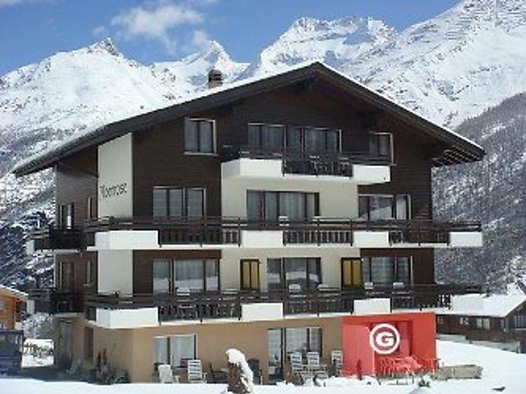 Lägenhet för upp till 2 personer med 1 rum på Alpenrose - Saas-Fee