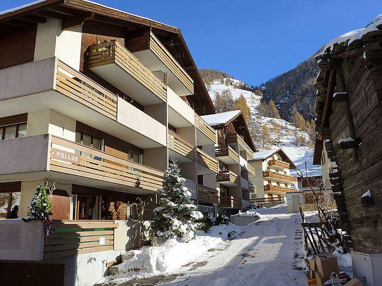 Lägenhet för upp till 2 personer med 1 rum på Castor und Pollux - Täsch