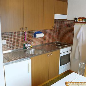 Lägenhet för upp till 4 personer med 2 rum på Castor und Pollux - Täsch