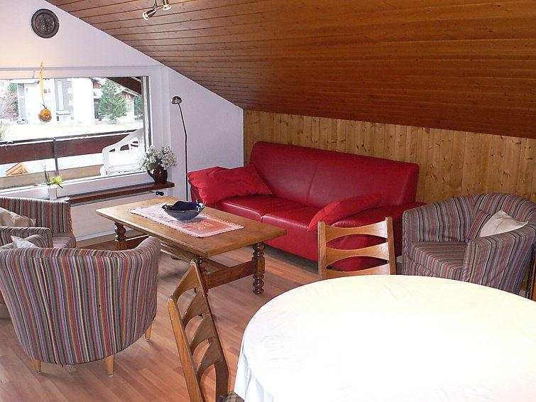Lägenhet för upp till 5 personer med 3 rum på Castor und Pollux - Täsch