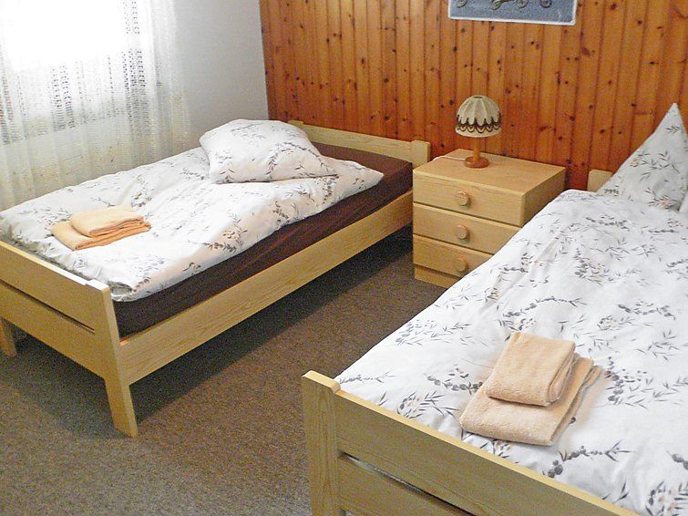 Leilighet for opp til 6 personer med 3 rom på Monte Rosa - Täsch