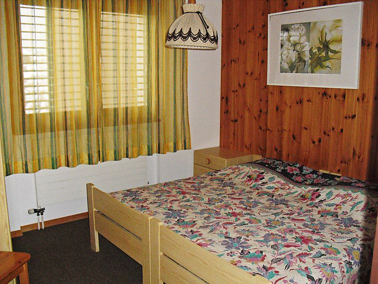 Leilighet for opp til 4 personer med 3 rom på Monte Rosa - Täsch