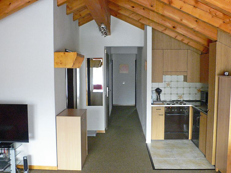 Lägenhet för upp till 3 personer med 2 rum på Monte Rosa - Täsch