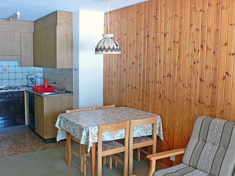 Leilighet for opp til 4 personer med 2 rom på Monte Rosa - Täsc