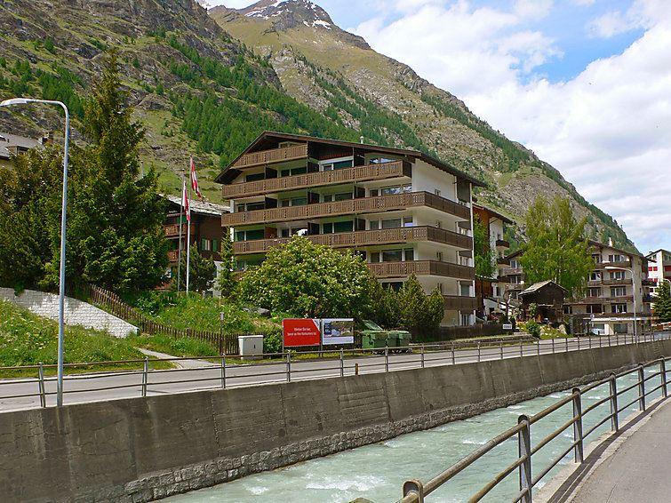 Lägenhet för op til 2 personer med 1 rum på Matten (Utoring) - Zermatt