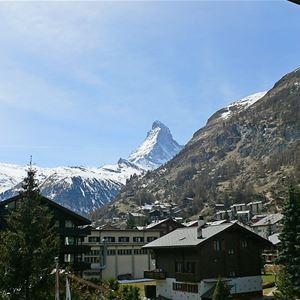 Leilighet for opp til 4 personer med 2 rom på Matten (Utoring) - Zermatt