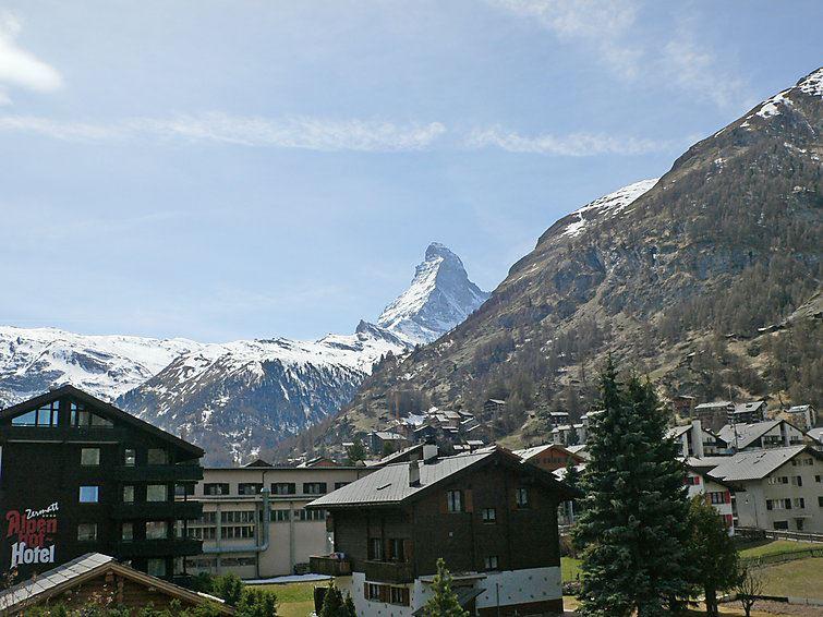 Lägenhet för upp till  2 personer med 1 rum på Matten (Utoring) - Zermatt