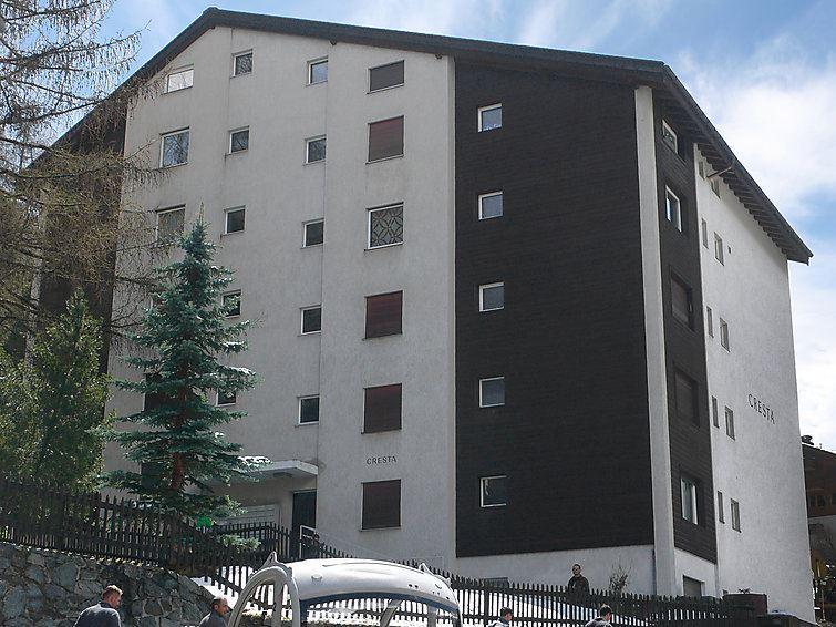Lägenhet för upp till 2 personer med 1 rum på Cresta - Zermatt