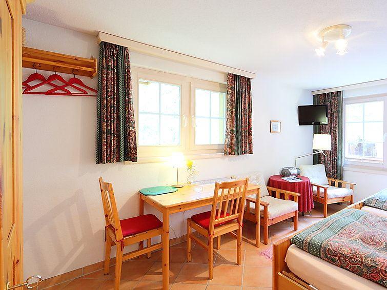 Lägenhet för upp till 2 personer med 1 rum på Obri Tuftra - Zermatt