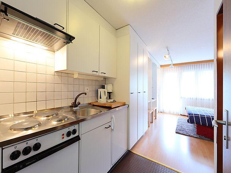 Lägenhet för upp till 2 personer med 1 rum på Sungold - Zermatt