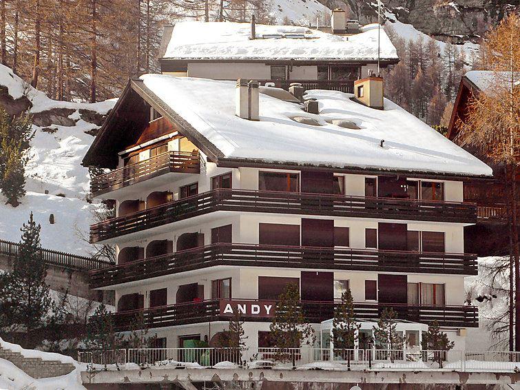 Lägenhet för upp till 2 personer med 1 rum på Andy - Zermatt