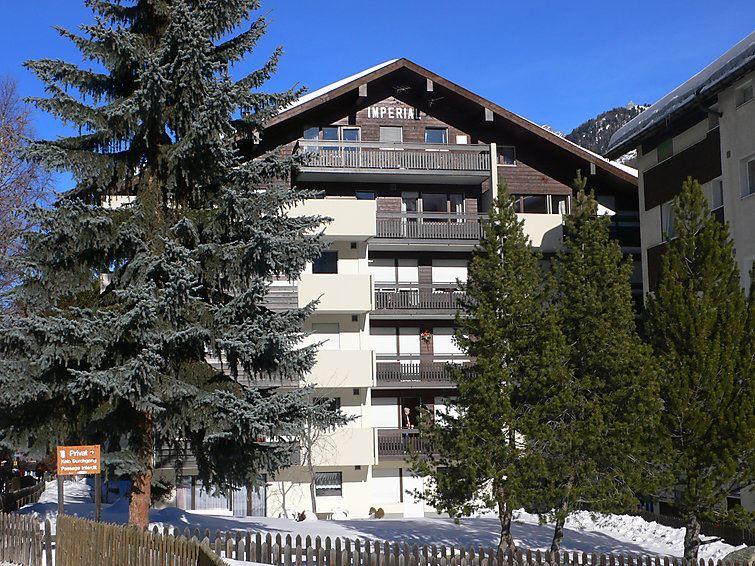 Lägenhet för upp till 2 personer med 1 rum på Imperial - Zermatt