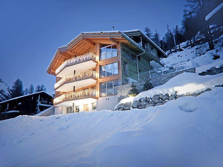 Lägenhet för upp till 16 personer med 10 rum på Nepomuk - Zermatt