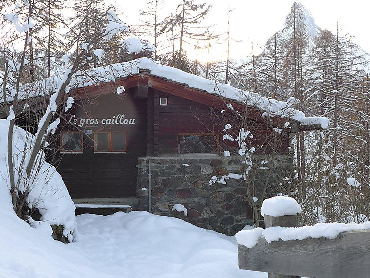 Semesterhus för upp till 6 personer med 4 rum på Le Gros Caillou - Zermatt