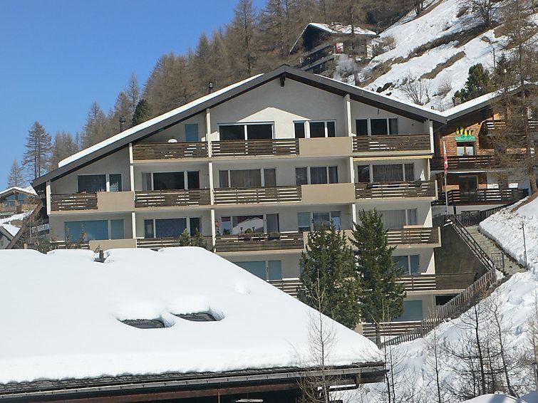 Lägenhet för upp till 2 personer med 1 rum på Kondor - Zermatt