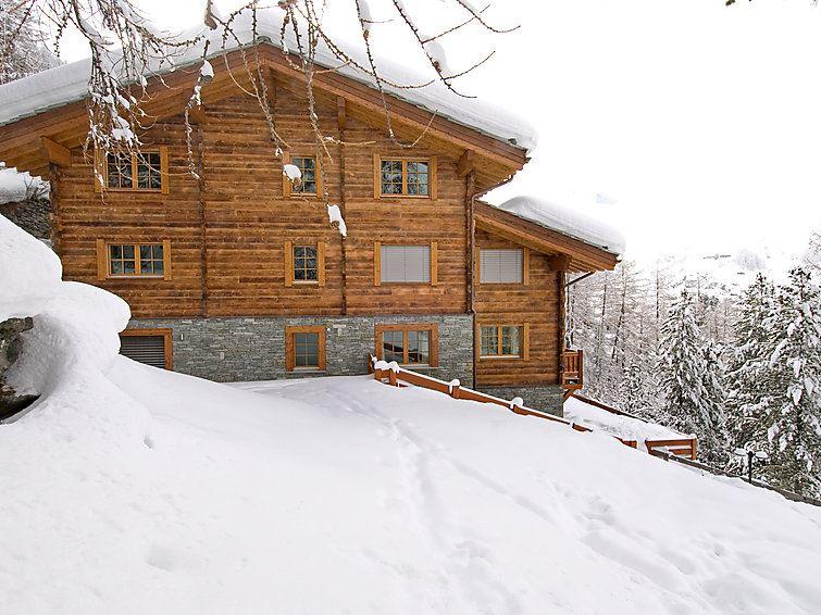 Leilighet for opp til 2 personer med 1 rom på Zum Waldhüs - Zermatt