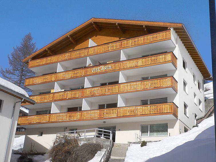 Lägenhet för upp til 2 personer med 1 rum på Viscaria - Zermatt