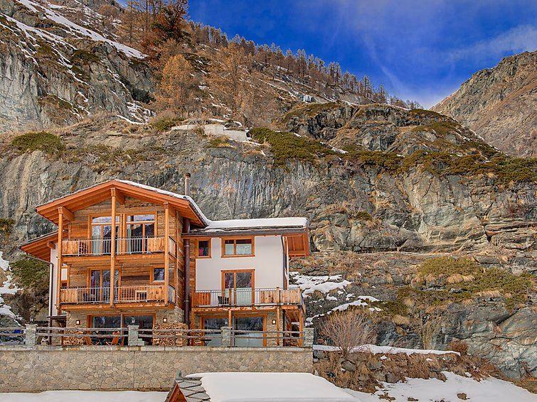 Feriehus Chalet Ibron för upp till 8 personer med 5 rum på - Zermatt