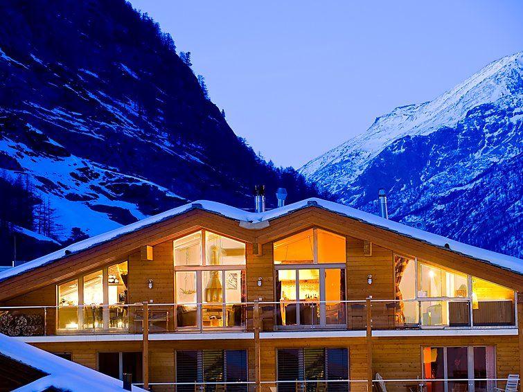 Lägenhet för upp till 10 personer med 6 rum på Lodge - Zermatt