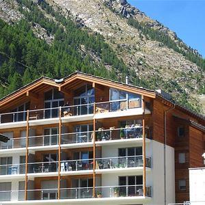 Lägenhet för upp till 2 personer med 1 rum på Lodge - Zermatt