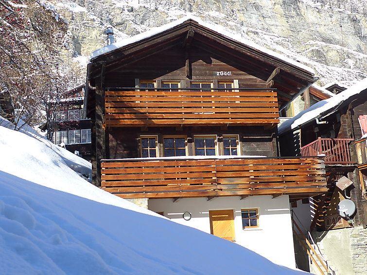 Semesterhus Gädi för upp till 4 personer med 3 rum på - Zermatt