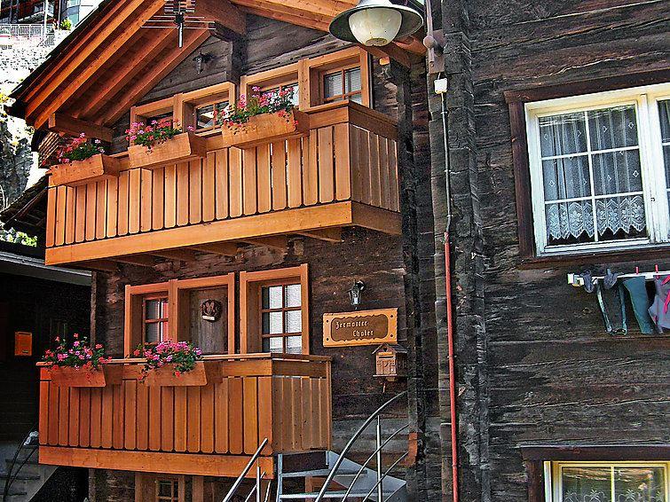 Semesterhus Zermatterchalet för upp till 6 personer med 3 rum - Zermatt
