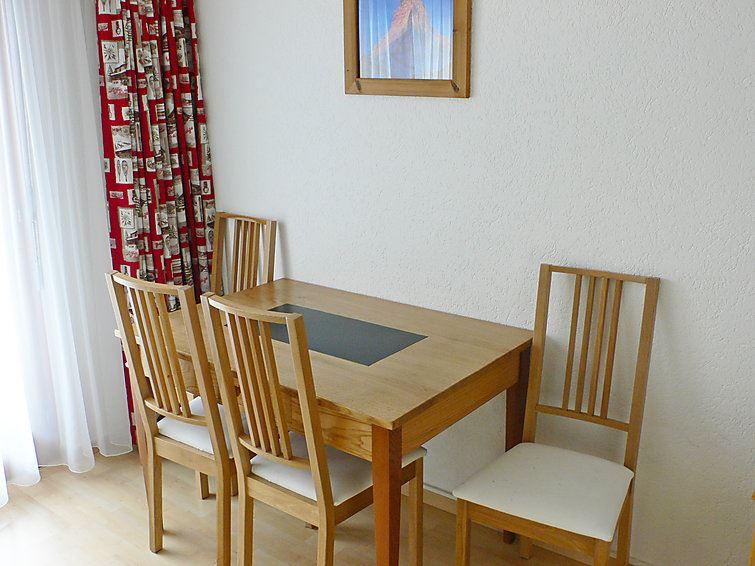Lägenhet för upp till 2 personer med 1 rum på Rossignol - Zermatt