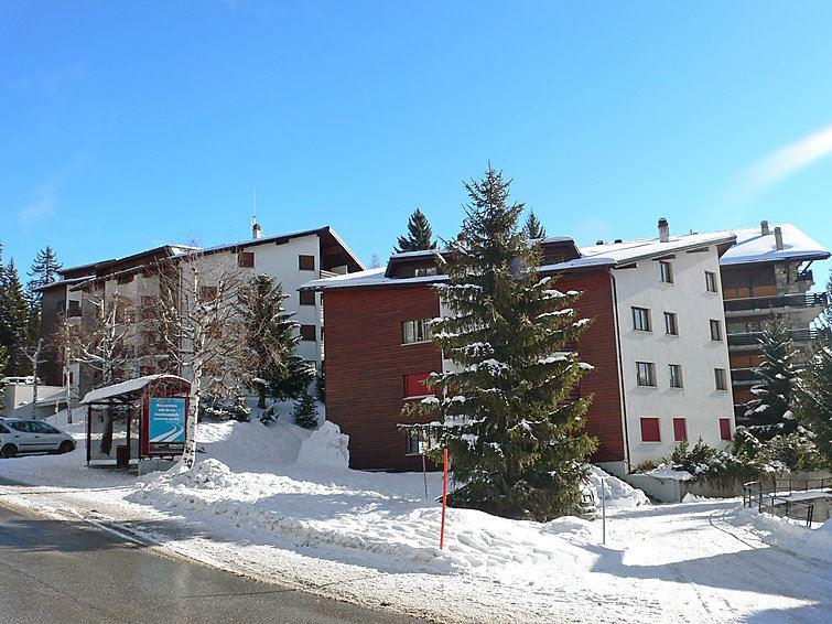 Lägenhet för upp til 8 personer med 4 rum på Violettes-Vacances C - Crans-Montana