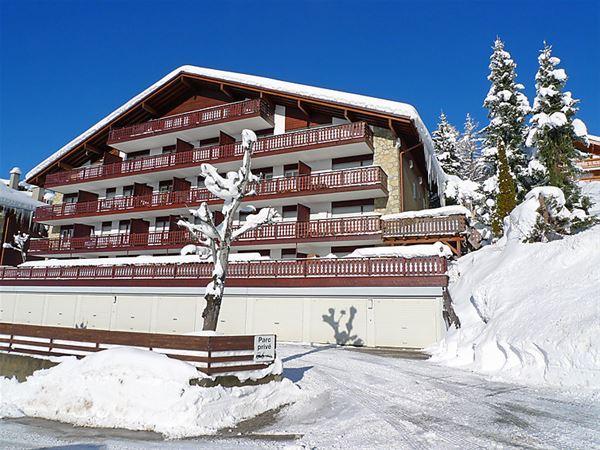 Lägenhet för upp till 4 personer med 2 rum på Crans Maroz - Crans-Montana