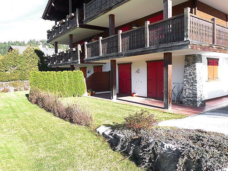 Leilighet for opp til 5 personer med 3 rom på Le Zenit - Crans-Montana
