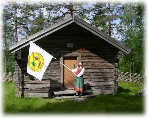 Finnmarkens hembygdsgård i Kroktorp