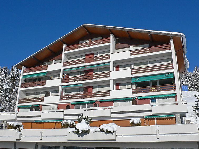 Lägenhet för upp till 2 personer med 1 rum på La Clairière des Barzettes A/B - Crans-Montana