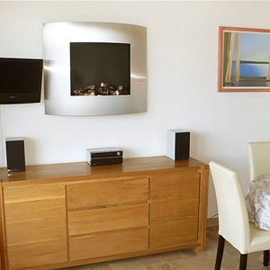 Lägenhet för upp till 2 personr med 2 rum på La Clairière des Barzettes A/B - Crans-Montana