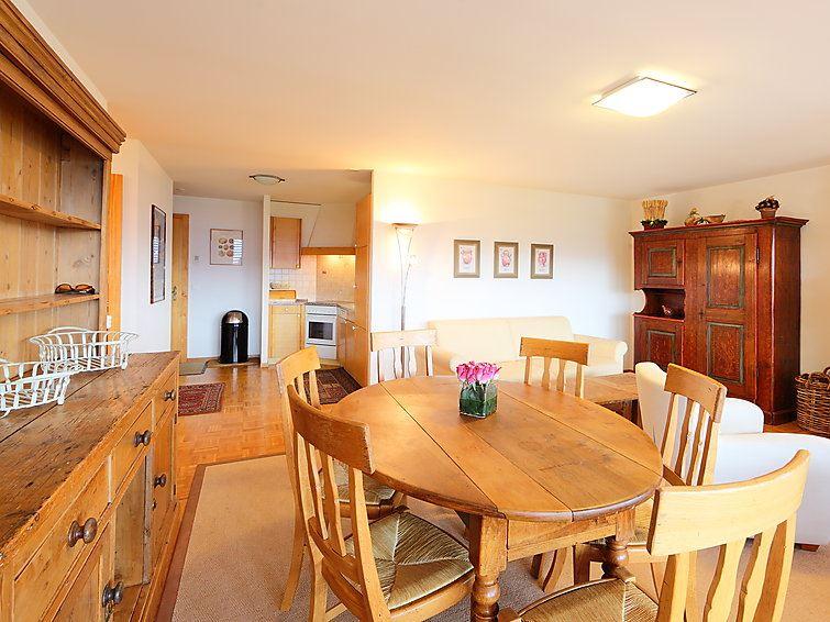 Lägenhet för upp till 6 personer med 3 rum på Snowbird - Crans-Montana