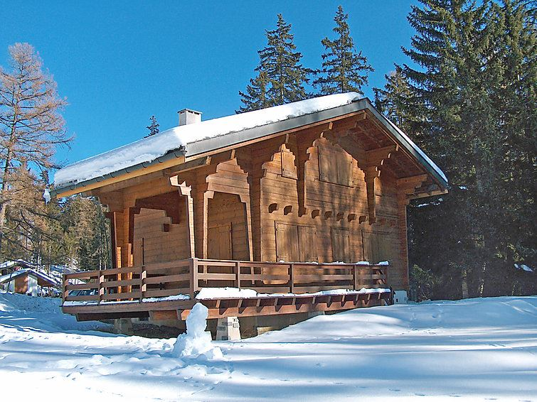 Semesterhus Bois-Gentil för upp till 8 personer med 7 rum - Crans-Montana