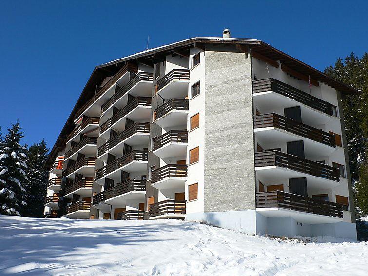 Lägenhet för upp till 2 personer med 1 rum på Clairiere-Vacances A/B/C - Crans-Montana