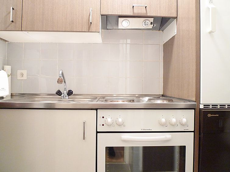 Lägenhet för upp till 2 personer med 2 rum på Clairiere-Vacances A/B/C - Crans-Montana