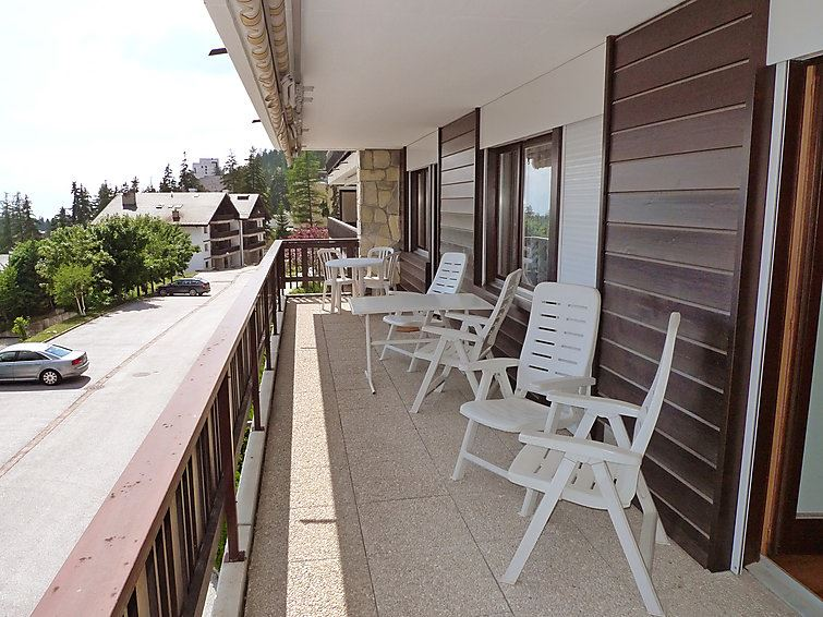Lägenhet för upp till 6 personer med 4 rum på Mandarin D - Crans-Montana