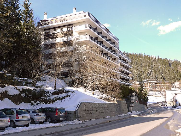 Résidence du Rhône A+B - Crans-Montana