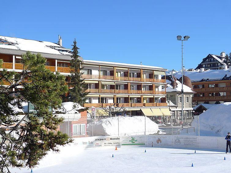 Lägenhet för upp till 2 personer med 1 rum Le Farinet - Crans-Montana