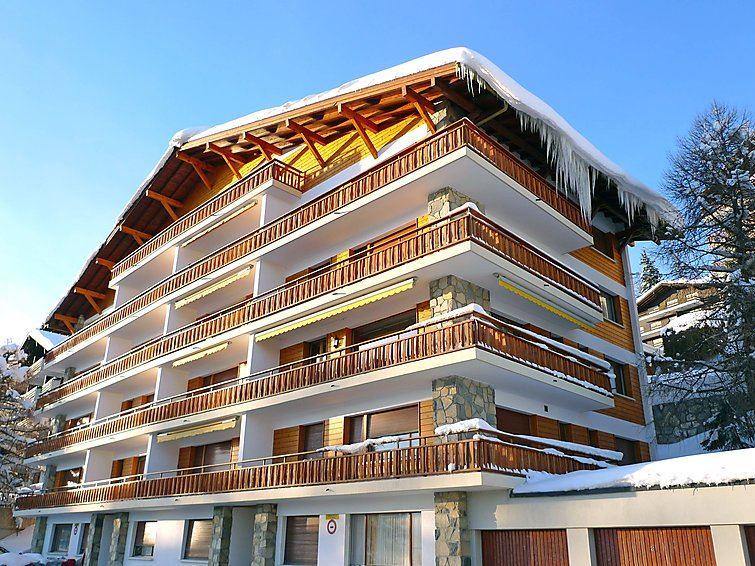 Lägenhet för  upp till 4 personer med 2 rum på Mesnil - Crans-Montana
